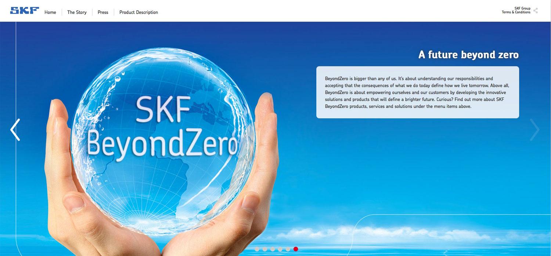 SKF Beyond Zero